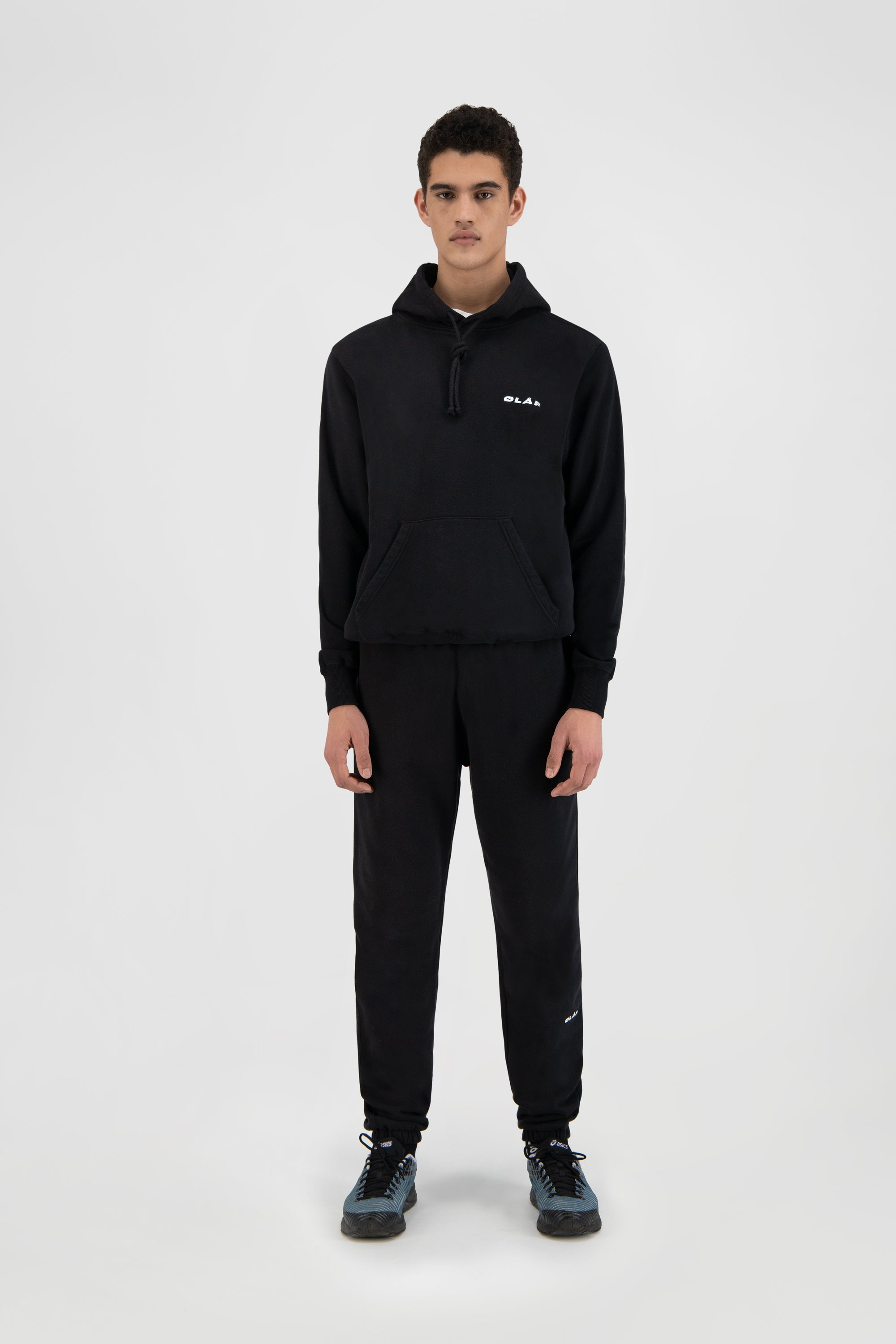 ØLÅF Uniform Sweatpant - Black