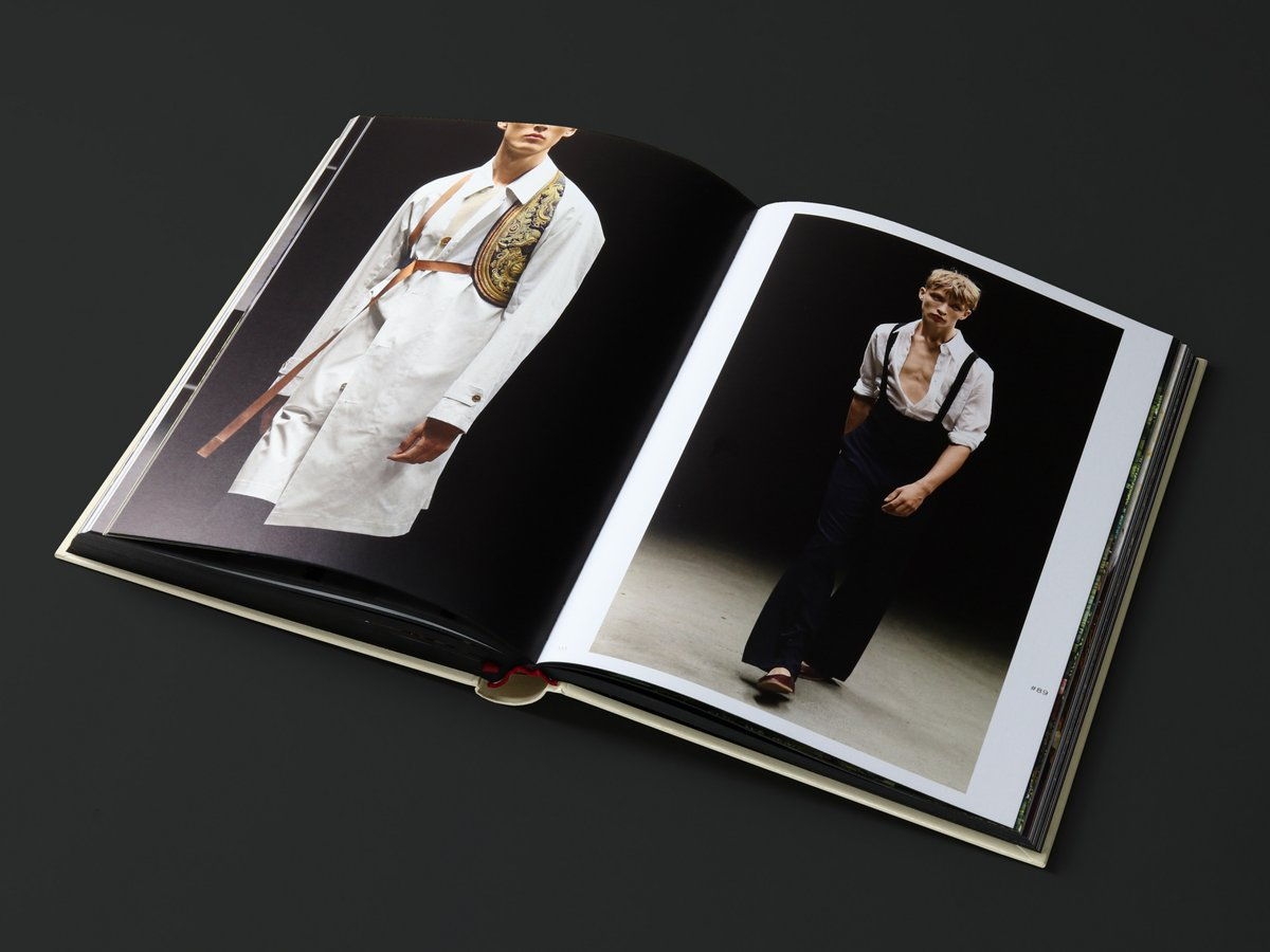 Dries van Noten's 51-100 Mendo book - next 50 fashion shows and collections capture his continuously evolving and ongoing coherent and aesthetic vision of the exciting designer. This edition is wonderfully illustrated and luxuriously designed