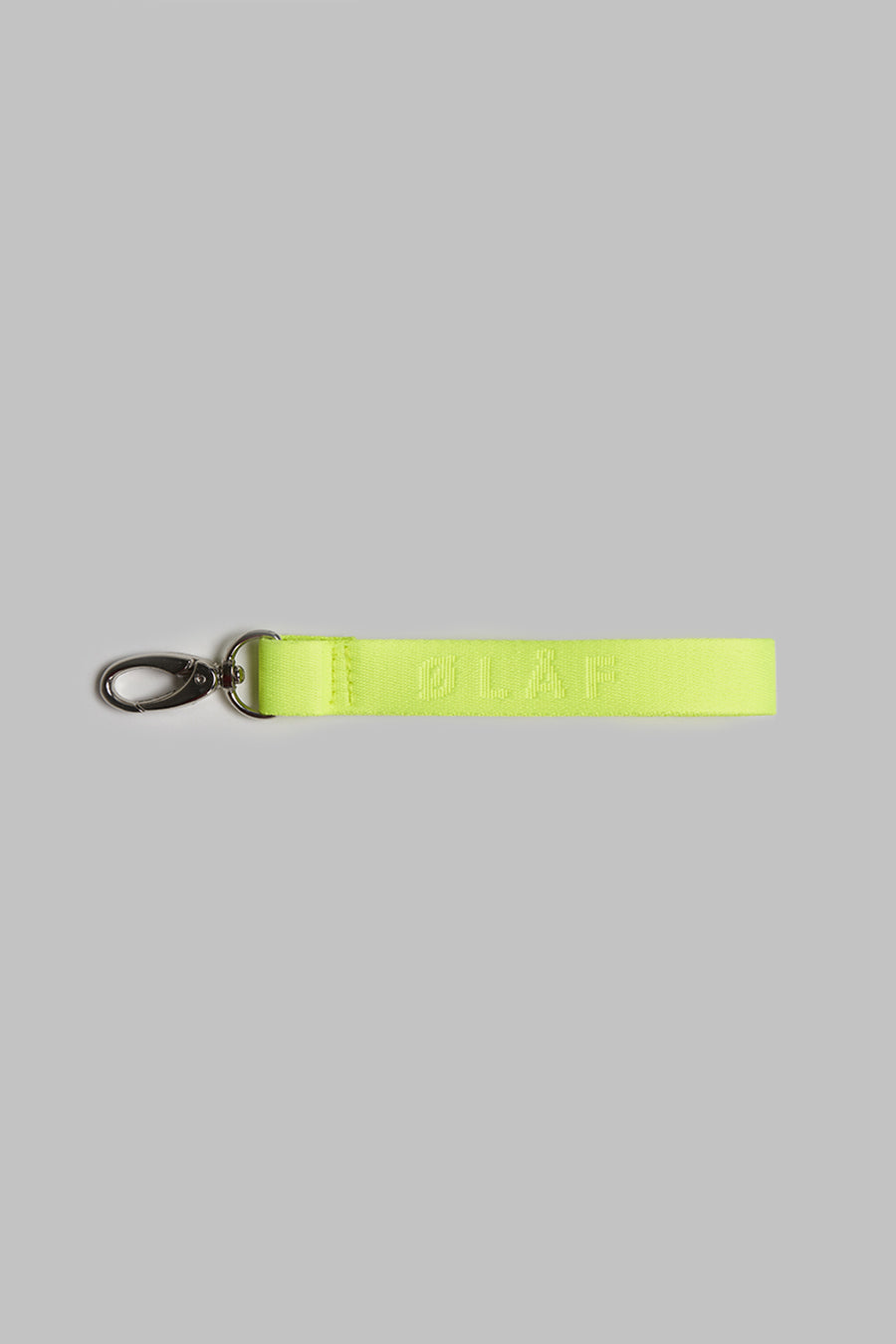 ØLÅF Key Hanger <br>Neon Yellow