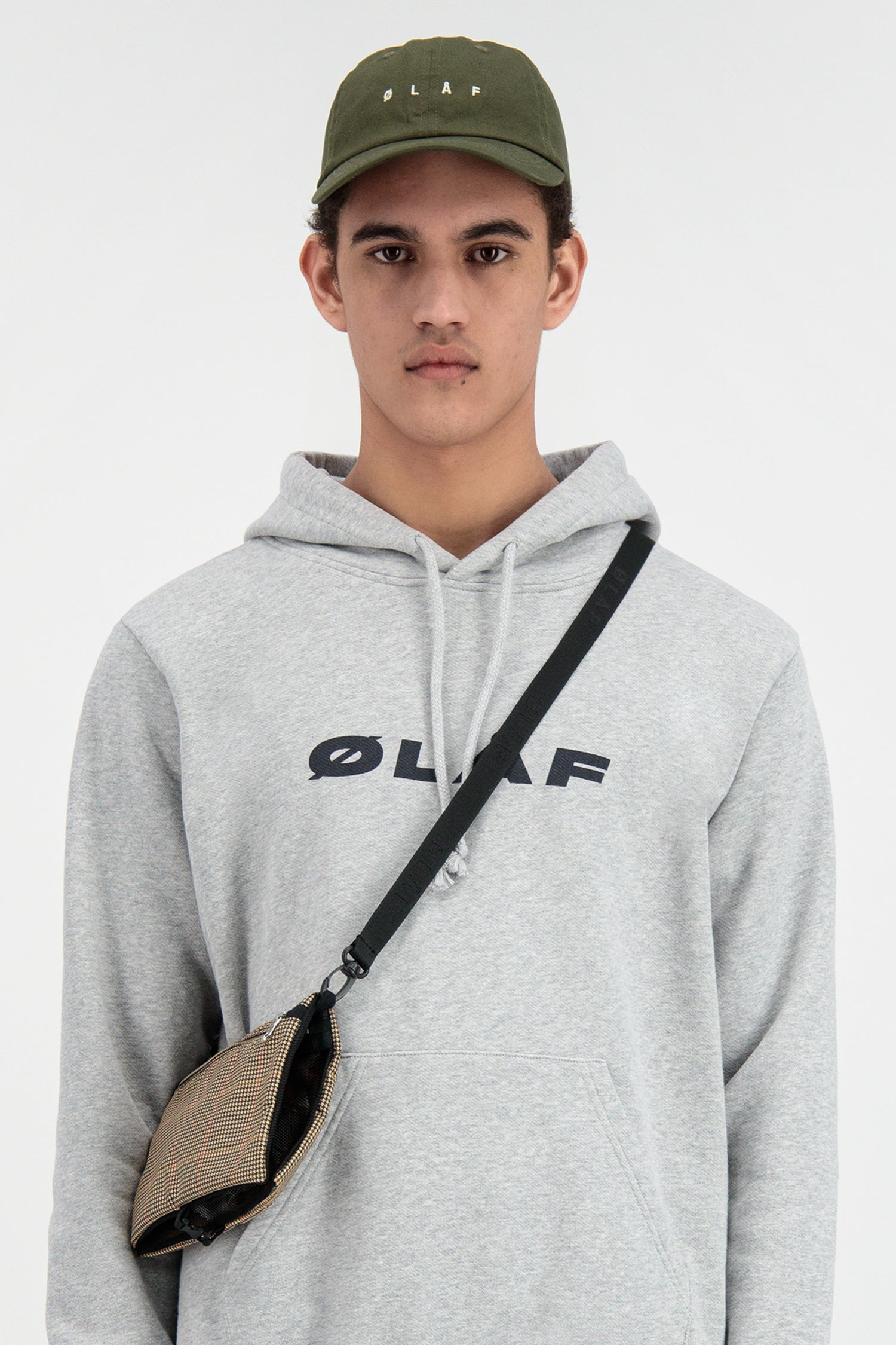 ØLÅF Passport Bag <br>Check