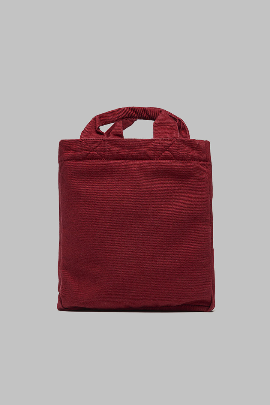 ØLÅF Mini Tote Bag <br>Maroon