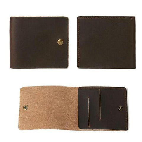 Buy a leather wallet for men
