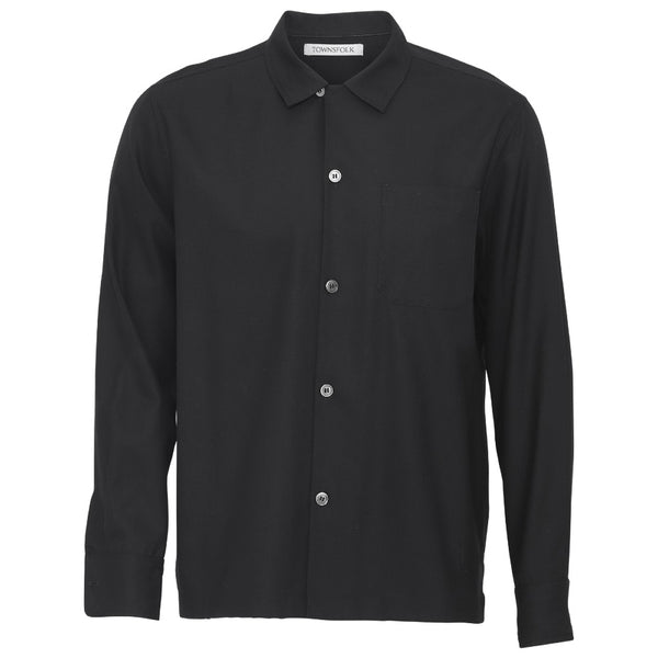Archie shirt black