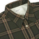 Brook Shirt Rebel Check Taupe - Townsfolk