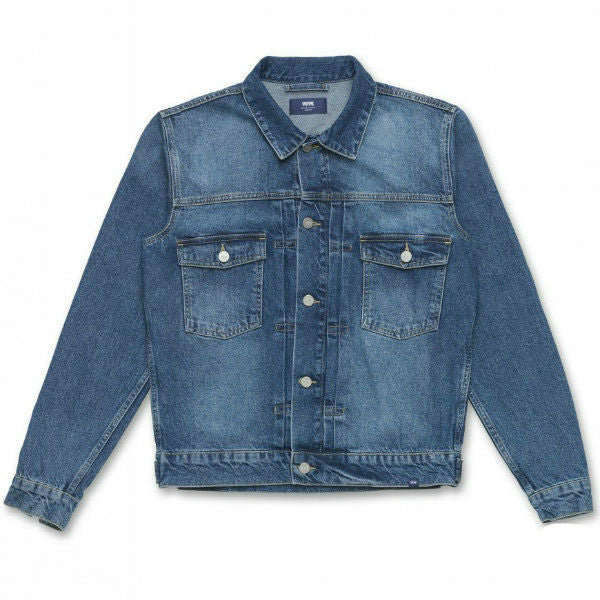 Cam Denim Jacket - Townsfolk