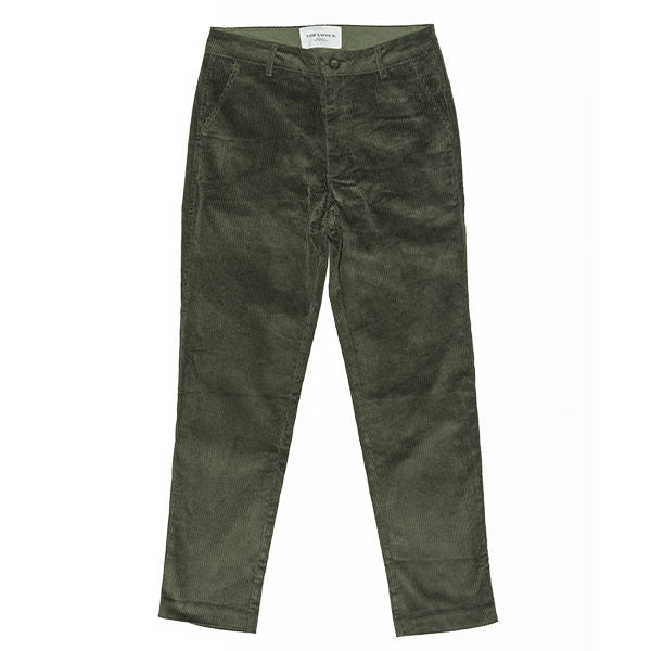 Sigward Corduroy Pants Green - Townsfolk