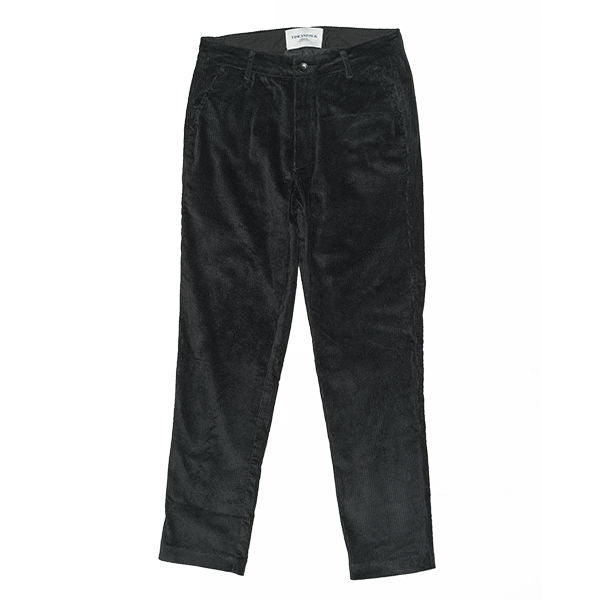 Sigward Corduroy Pants Black - Townsfolk