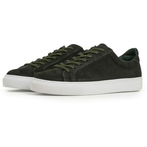 Type sneaker Waxed Army Suede - Townsfolk