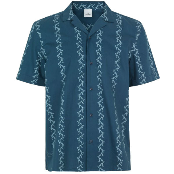 Kirby Shirt Lasso blue - Townsfolk