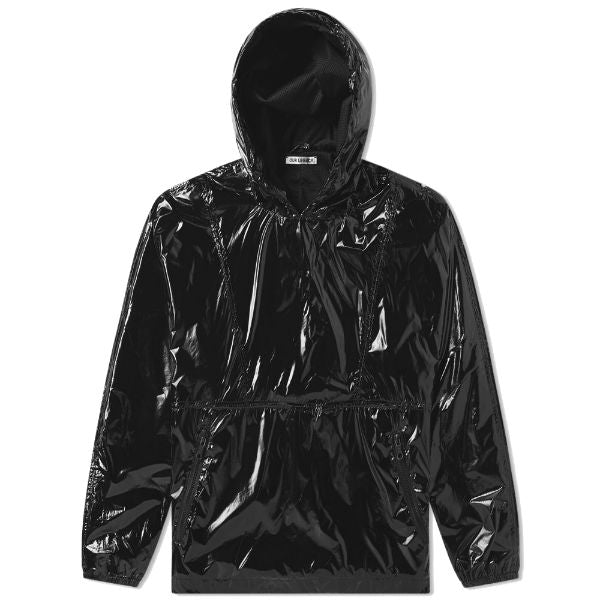 Constructed Festival Parka Garbage Black - Townsfolk