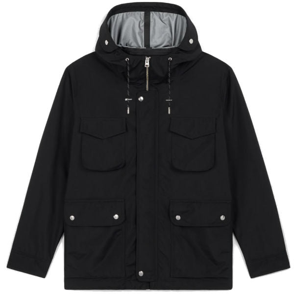 AMI Paris Parka Black - Townsfolk