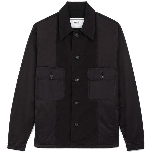 Patchwork Jacket Black - Townsfolk