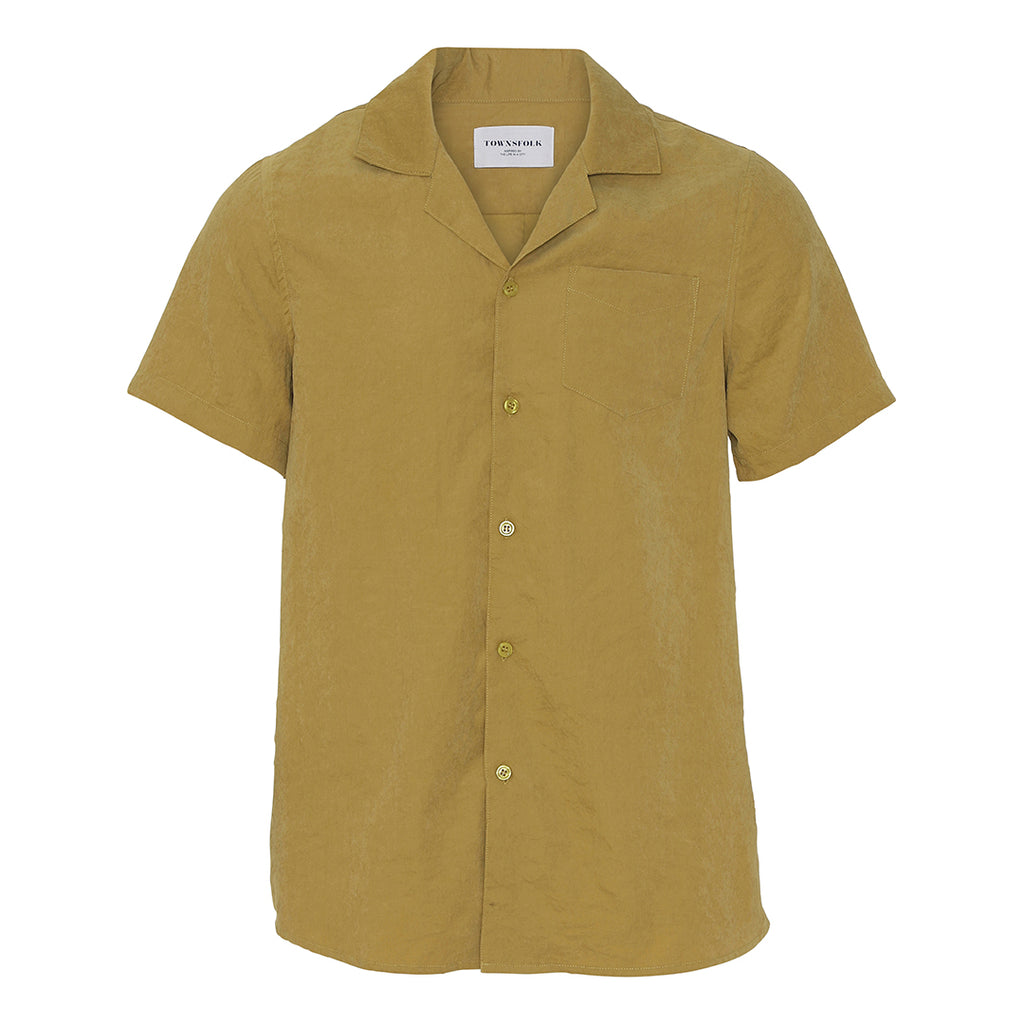 Bowl Shirt Yellow - Townsfolk