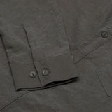 Noah Tencel Shirt Green - Townsfolk