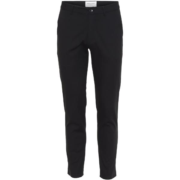 Sigward Classic chino pants black - Townsfolk