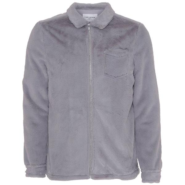 Wolf zip grey - Townsfolk