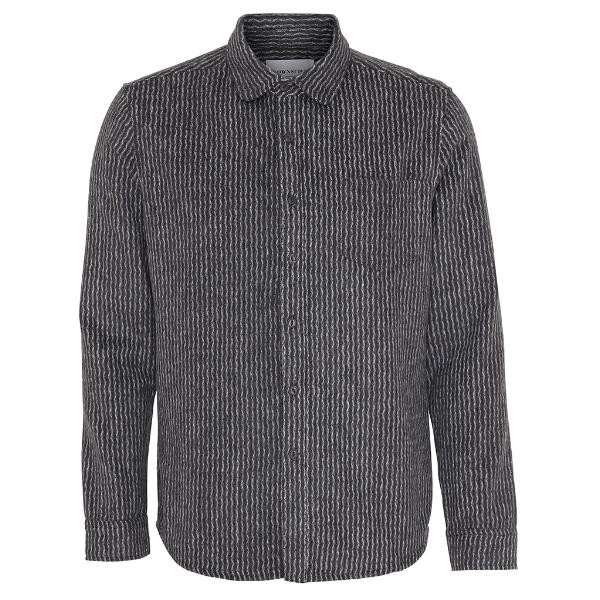 Noah Shirt Wool Wave - Townsfolk