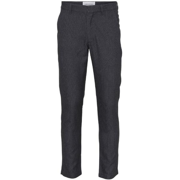 Sigward Pants Pinstripe Grey - Townsfolk