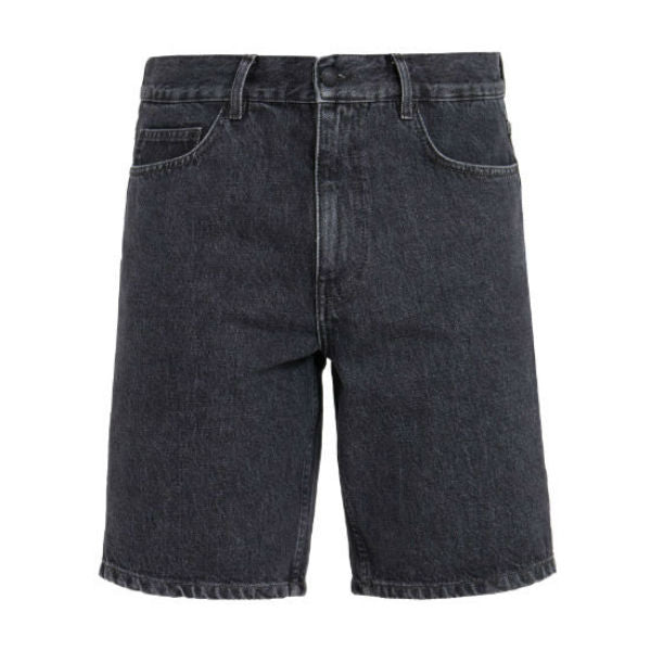 Timothy Shorts Black Wash - Townsfolk