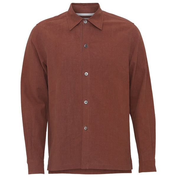 Vitus shirt brown