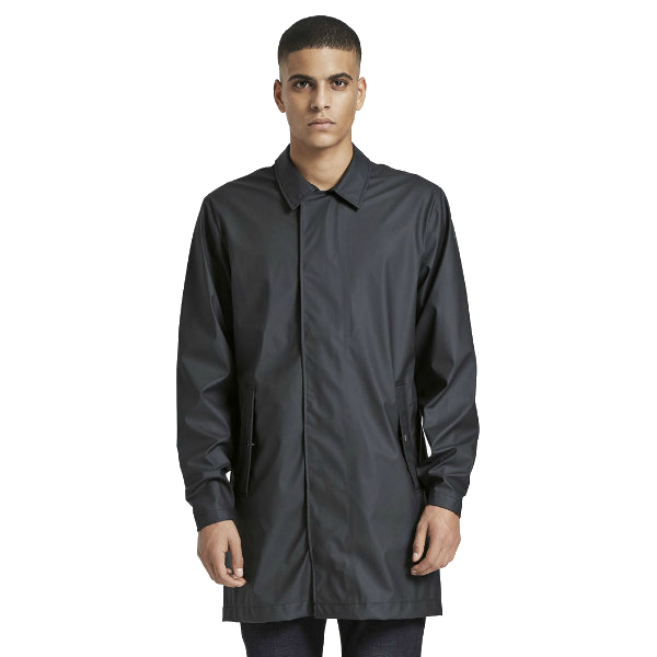 Soaker jacket Black - Townsfolk