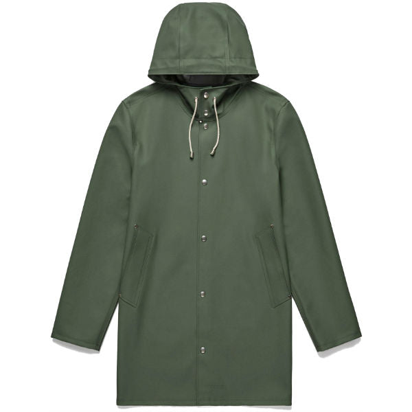 Stockholm Raincoat Green - Townsfolk