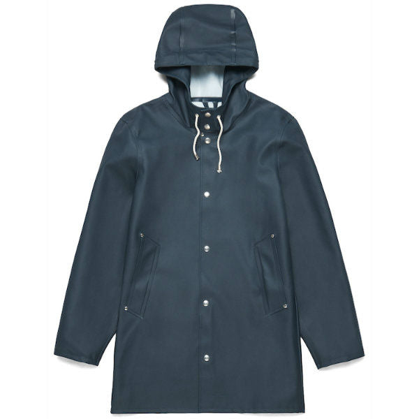 Stockholm Raincoat Navy - Townsfolk