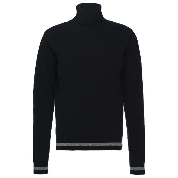 Volcano Turtleneck Navy - Townsfolk