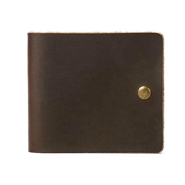Townsfolk handmade tanned leather wallet - Townsfolk