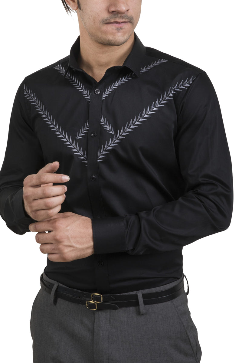 Buy Black Shirt Online in India