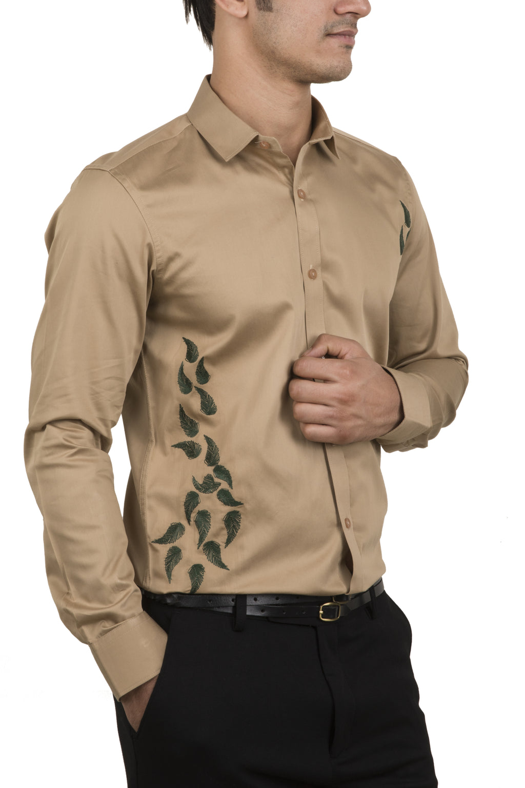 Order Online Designer Shirts for Men in India from Alchemy
