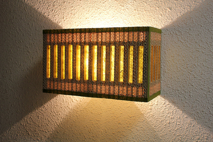 Griddle Wall Mounting Lamp - Wall Mounting - Sylvn Studio