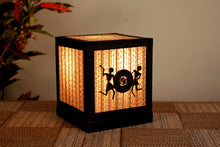 Dhol Warli Table Lamp - Table Lamp - Sylvn Studio