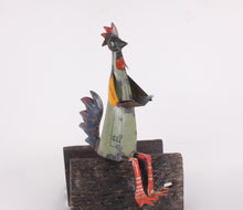 Rooster Metal Antique - Metal Antique - Sylvn Studio
