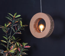Raw Wreathe Hanging Lamp - Hanging Lamp - Sylvn Studio