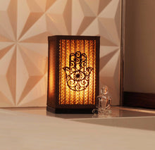 Ahimsa Table Lamp - Table Lamp - Sylvn Studio
