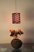 Planko Hanging Lamp - Red - Hanging Lamp - Sylvn Studio