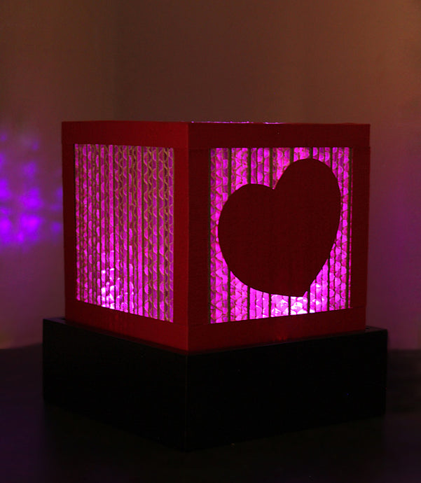 Amor Small Table Lamp - Table Lamp - Sylvn Studio