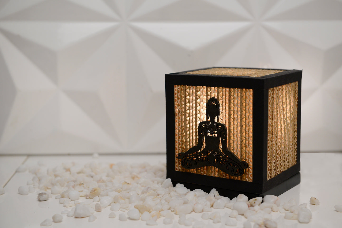 Meditation Table Lamp - Table Lamp - Sylvn Studio