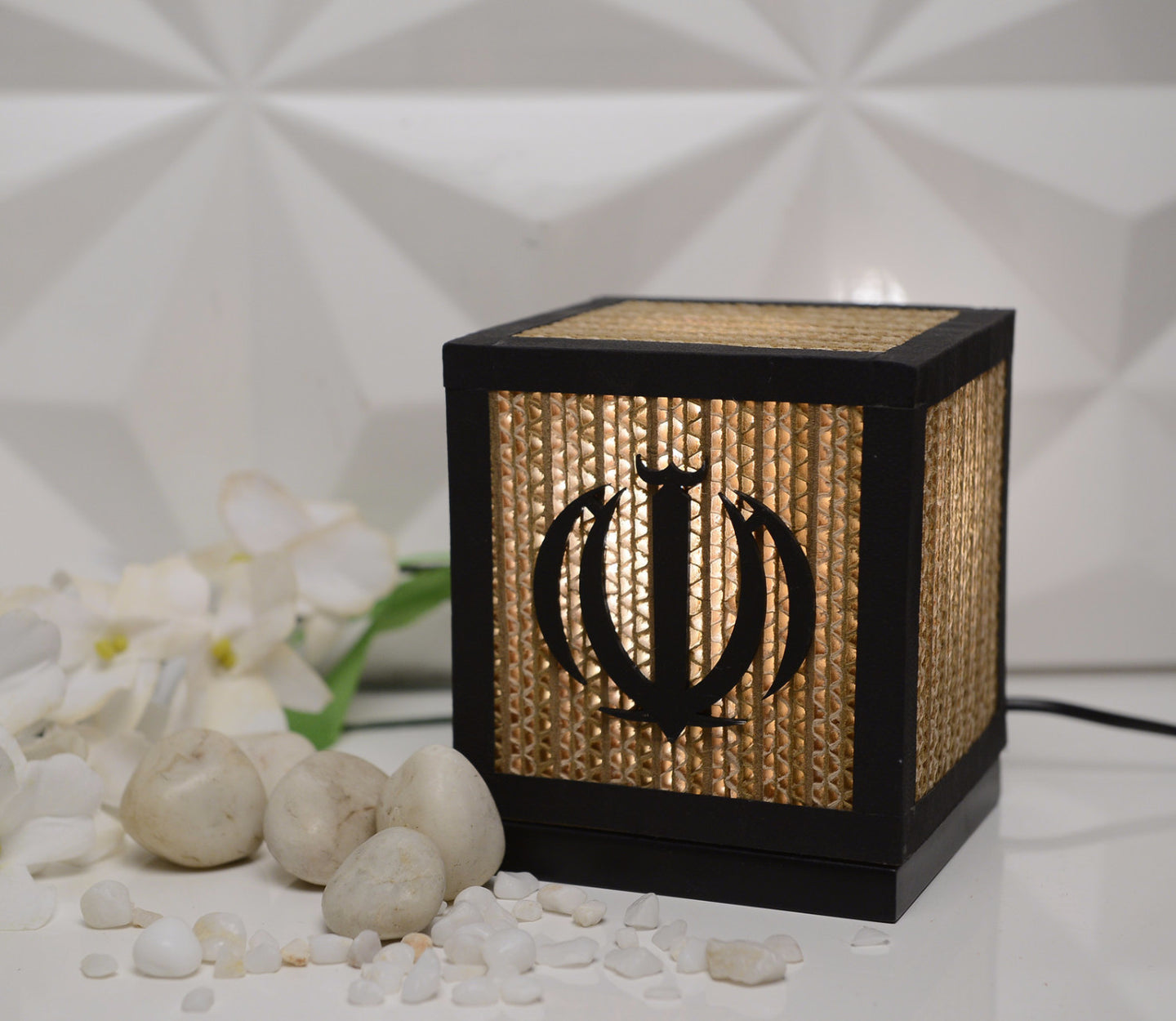Allah Table Lamp - Table Lamp - Sylvn Studio