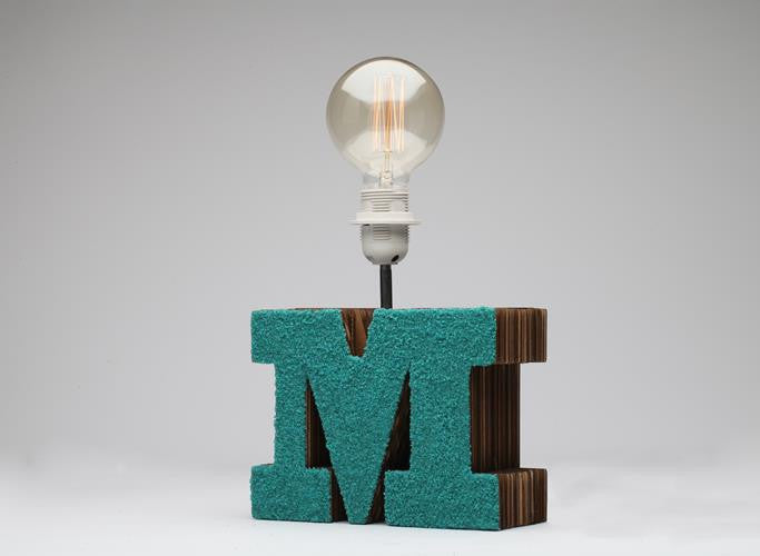 Empower Table Lamp - Table Lamp - Sylvn Studio