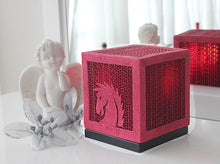 Cheval Pink Table Lamp - Table Lamp - Sylvn Studio