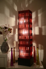 Sierra Red Floor Lamp - Floor Lamp - Sylvn Studio