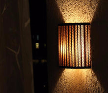 Tambour Wall Sconce - Wall Lamp - Sylvn Studio