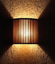 Tambour Wall Sconce - Wall Mounting - Sylvn Studio