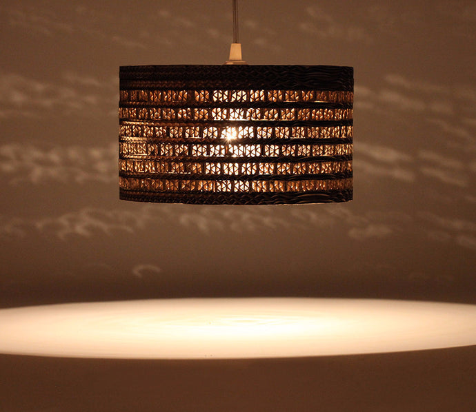Big Keg Ceiling Lamp - Hanging Lamp - Sylvn Studio
