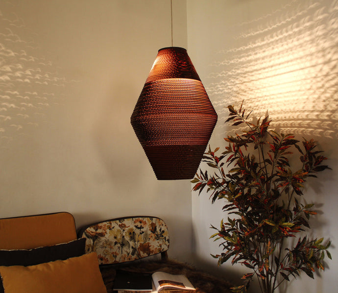 Giant Wavers Nest Hanging Lamp - Hanging Lamp - Sylvn Studio