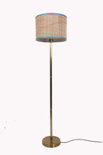 Barrel - Spun Floor Lamp - Floor Lamp - Sylvn Studio