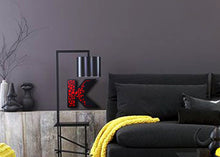 Kinetic K Wall Accent - Wall Accent - Sylvn Studio