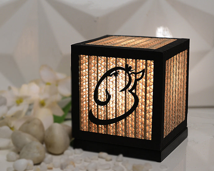 Om Ganesh Table Lamp - Table Lamp - Sylvn Studio